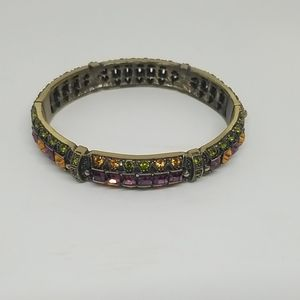 Heidi Daus Swarovski Crystal Bangle